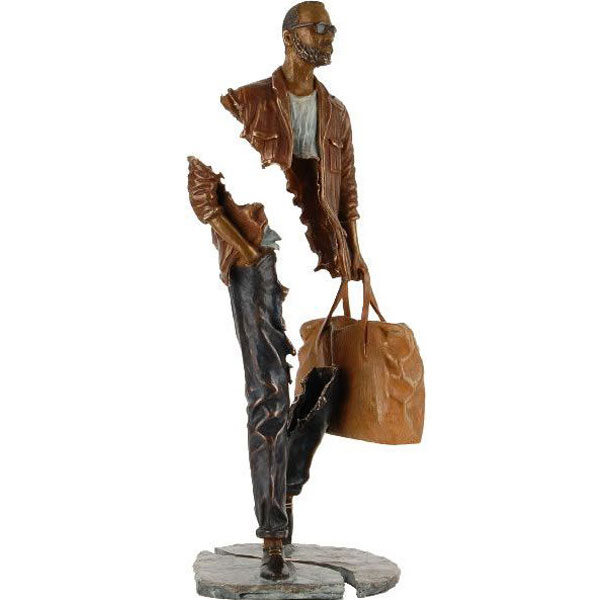 Bruno catalano gallery of statue