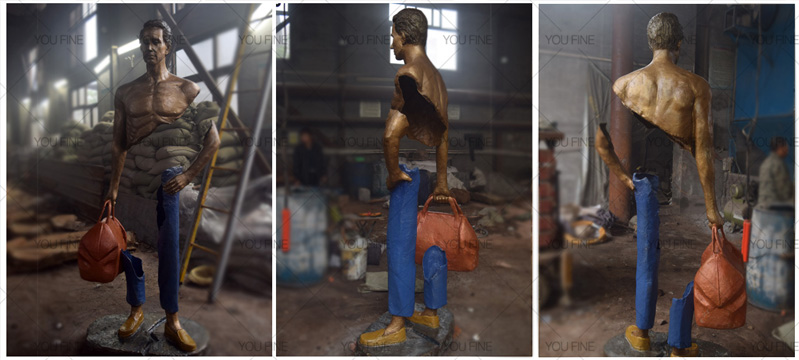 Sculptor bruno catalano of contemporary for sale