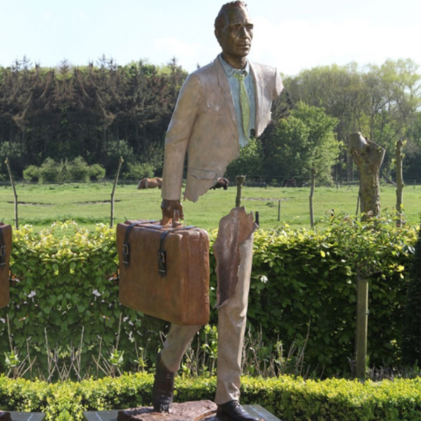 Traveler Sculpture frombruno catalano for Sale,