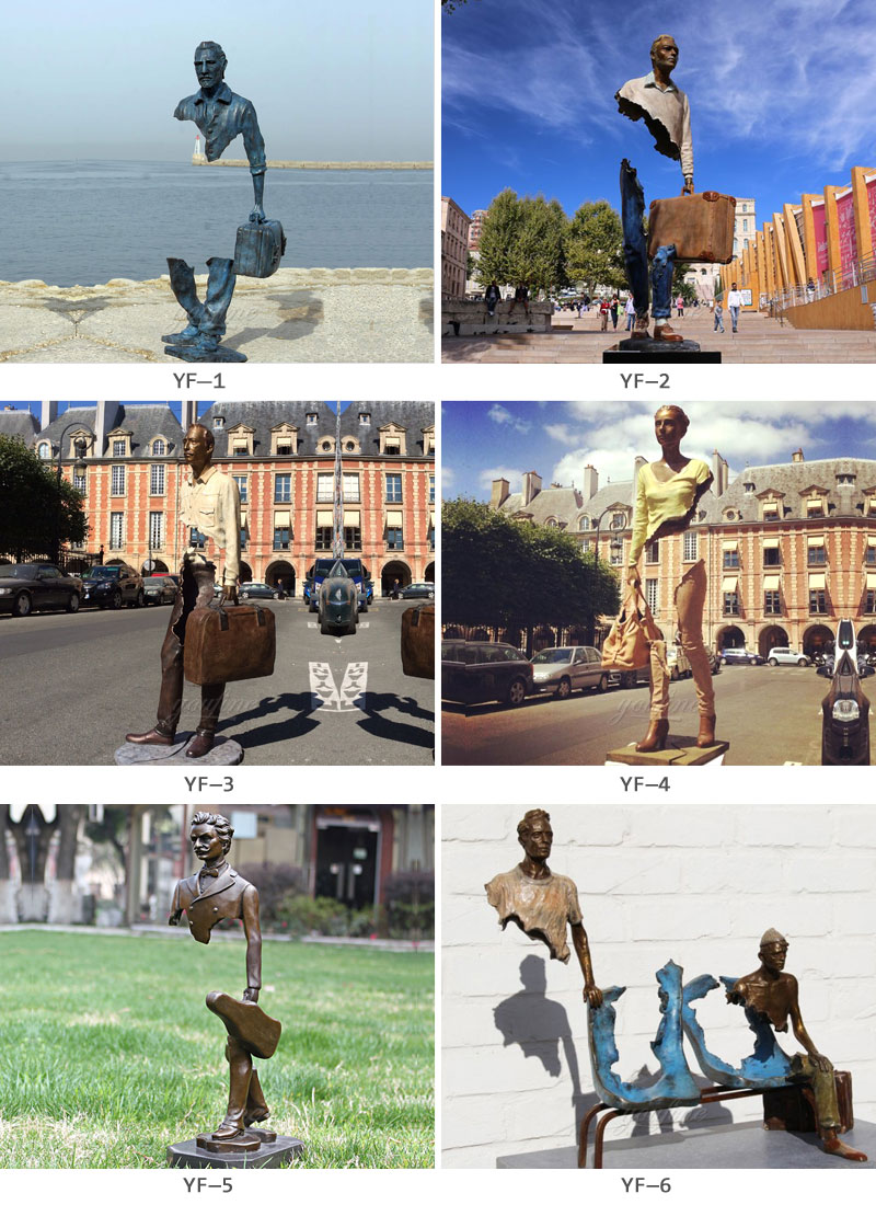 Bruno Catalano Sculpture Replicas